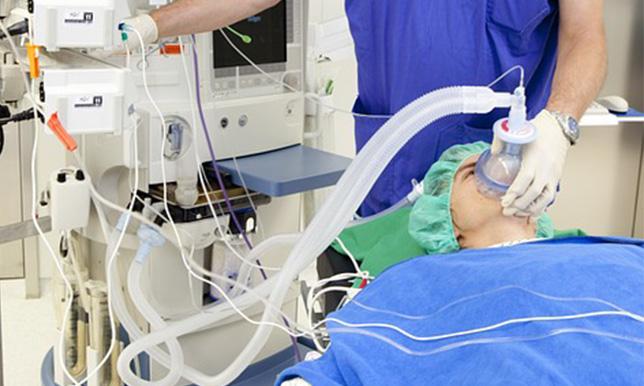 麻酔の画像